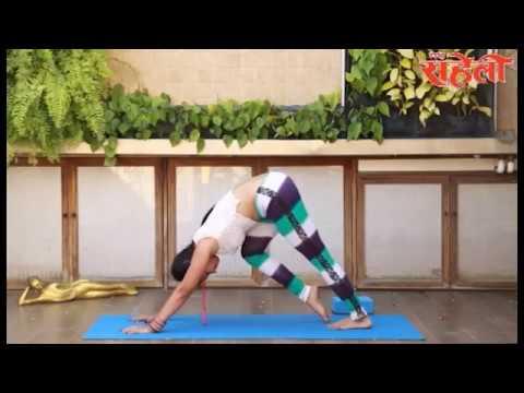 Top 4 Yoga Poses for Muscle Cramps  (टॉप 4 योगा पोज़ेज फॉर मसल क्रैम्प्स)