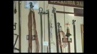 видео Защитные средства в электроустановках до 1000 В и выше