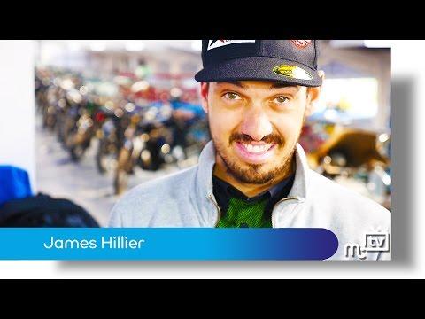 TT launch: James Hillier