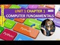 CLASS XI COMPUTER SCIENCE UNIT 1 CHAPTER 1 COMPUTER FUNDAMENTALS IN HINDI part 1