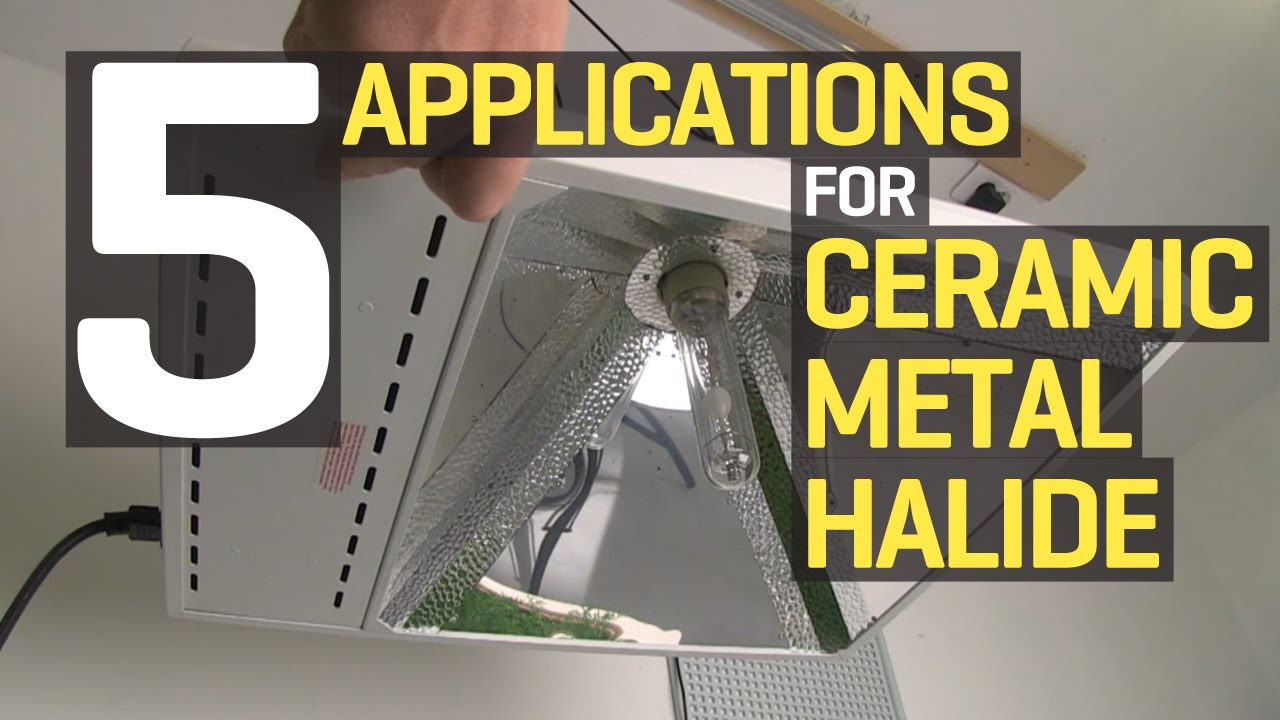 Metal Halide Lampen : Lec light emitting ceramic metal halideu20145 applications youtube