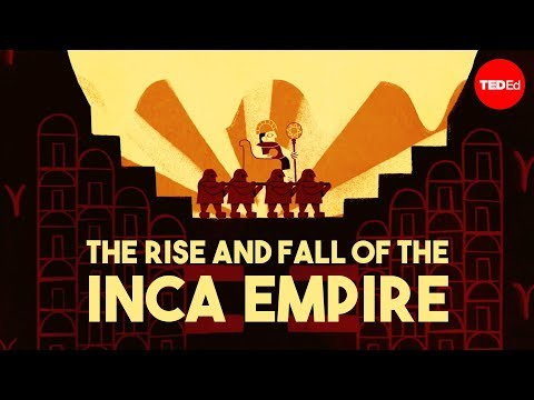 Video image: The rise and fall of the Inca Empire - Gordon McEwan