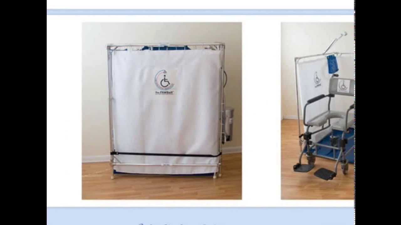 Portable Wheelchair Showers for the Disabled: Alternative to Walk ...