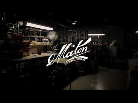 Artisan Guitars Presents - Maton Guitars Shop Tour