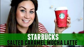 Diy Starbucks Salted Caramel Mocha Latte