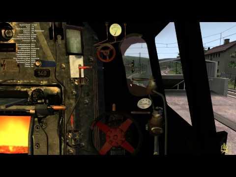 Romantic Railroads -- The German BR03 Class locomotive  