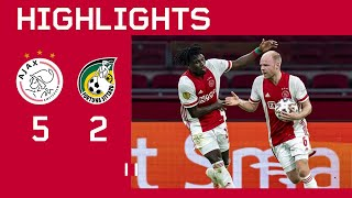 Highlights | Ajax - Fortuna Sittard | Eredivisie