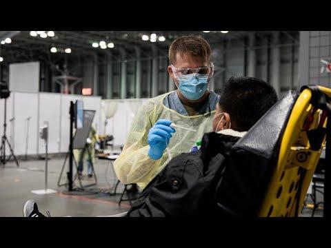 Coronavirus: plus de 10 000 morts aux États-Unis depuis le début de la pandémie