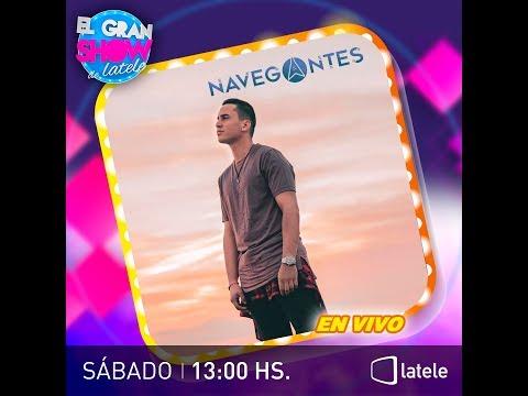 EL GRAN SHOW DE LATELE  NAVEGANTES  EN VIVO  17-11-2018