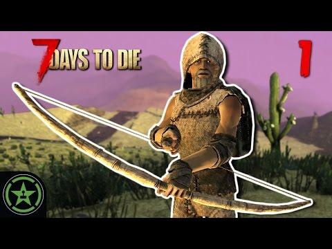 7 Days of 7 Days to Die - First Day