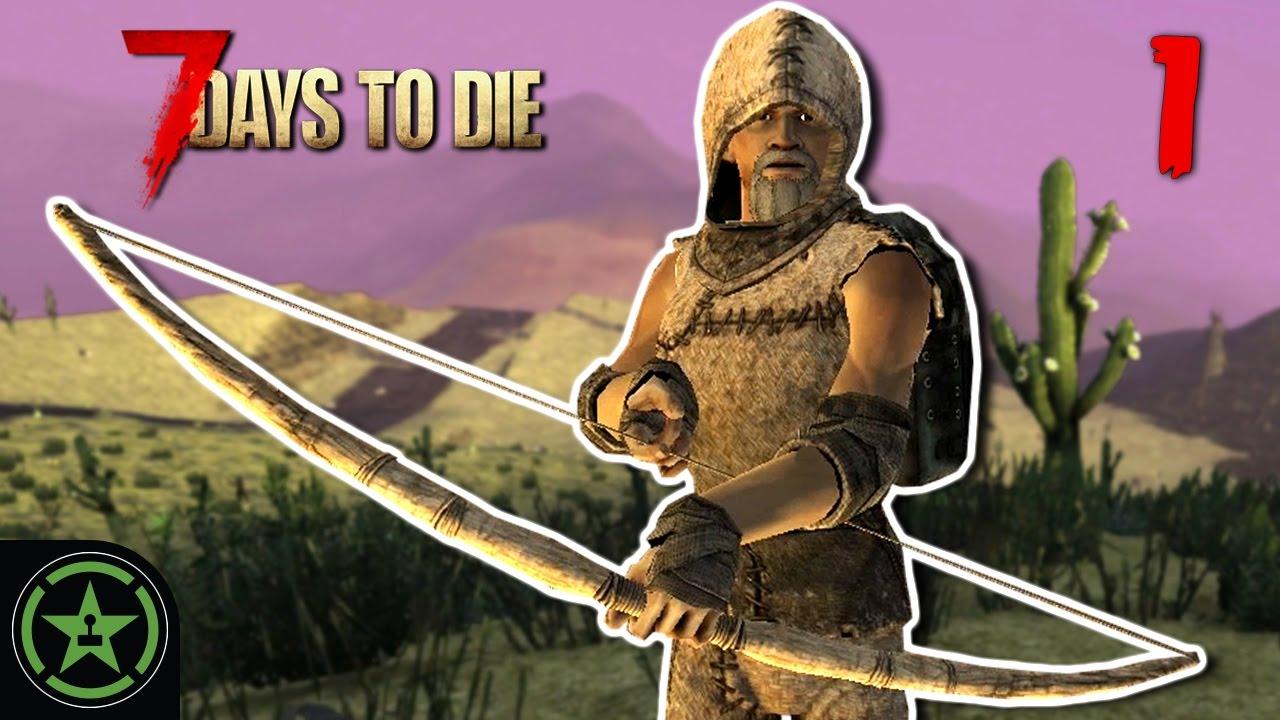 7 Days of 7 Days to Die - First Day