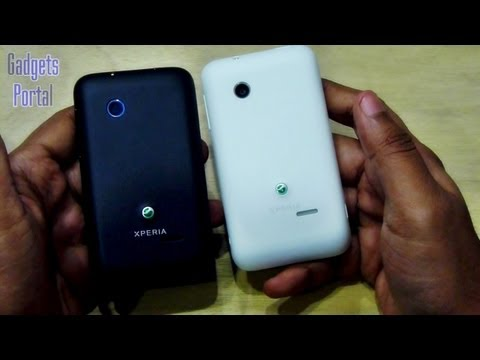 Sony XPERIA TIPO UNBOXING & Hands On REVIEW HD (dual) by Gadgets Portal