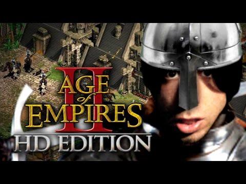 DIRECTO - AGE OF EMPIRES 2 HD Edition - BATALLANDO ONLINE #2