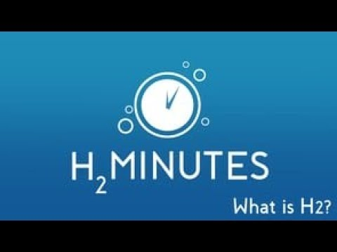 H2Minutes Episode 4  - What is Molecular Hydrogen
