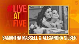 Broadway.com #LiveatFive with Samantha Massell and Alexandra Silber