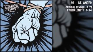 Metallica - St. Anger (Abridged Album)