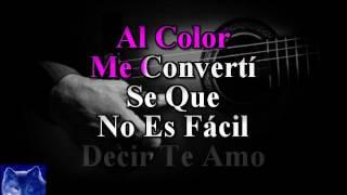 karaoke Todo Cambio Camila