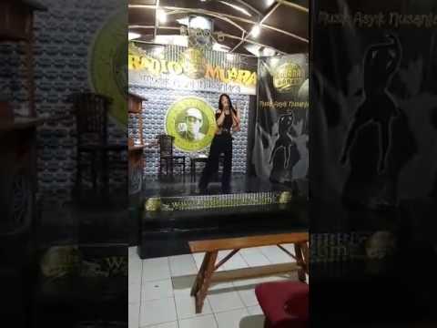 CUMA KAMU CIN (CKC) live at MUARA RADIO  heboh