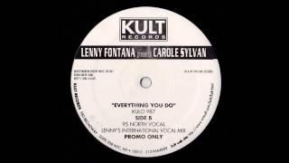 (1996) Carole Sylvan - Everything You Do [Lenny Fontana International Mix]