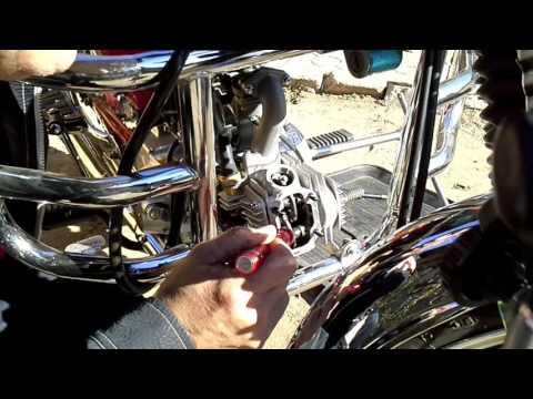 Как отрегулировать клапана на мопеде альфа 110 куб без щупа
