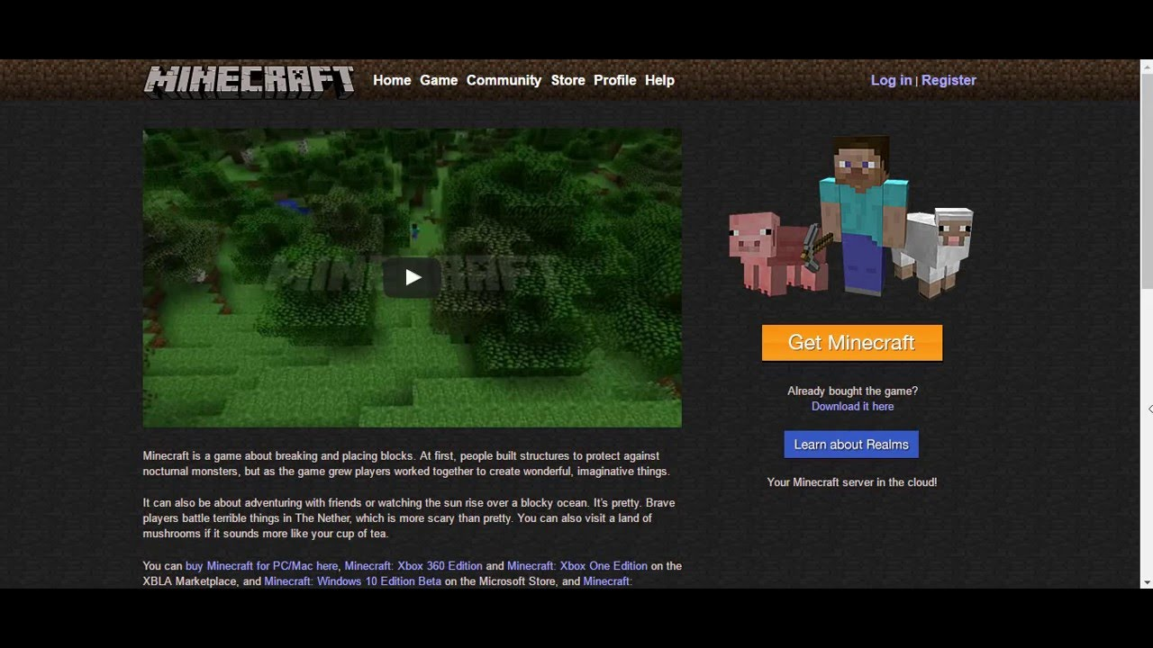 50+ Minecraft免費正版下載 - すべての鉱山クラフトのアイデア