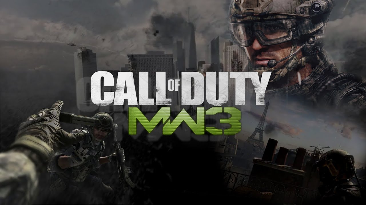 Call Of Duty Mw3 New Frontiers Team Hf S7e95 Youtube