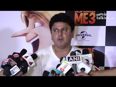 Despicable Me 3 Special Screening Hosted By Ali Asgar