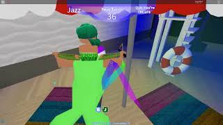 Roblox-Dance Your Blox Off-Mermaid-Jazz-Duo Con Fab_Cat12