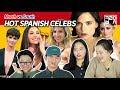 North Korean Defectors react to Spanish Female Celebrities [Korean Bros]