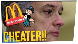 Story of McDonald's Monopoly Game Theft in the 90's ft. Steve Greene