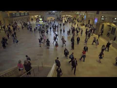 Grand Central Station, New York City, 2018