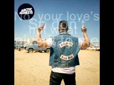 Arctic Monkeys - Evil Twin lyrics