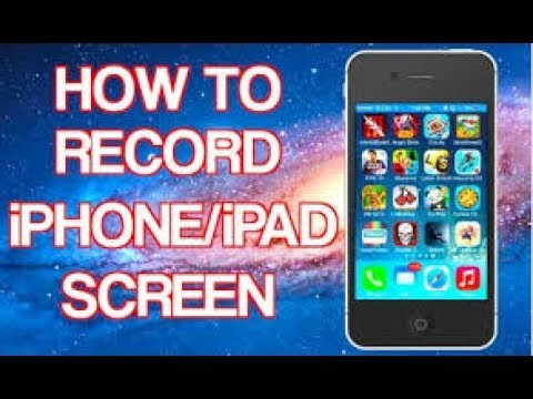 record iphone screen how to record your iphone screen record iphone 12837