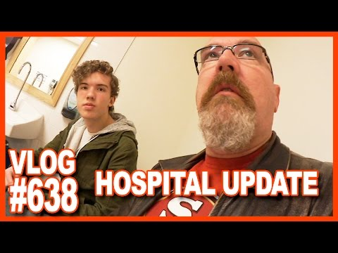 Hospital Visit, Updates about Ben's Condition, Wolf of Wall Street - Ken's Vlog #638