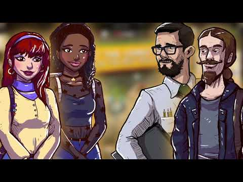 Weedcraft Inc [PC] Scenario One Story and Gameplay Trailer |