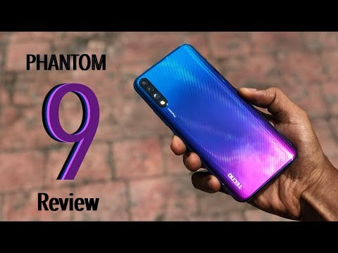 TECNO Phantom 9 Unboxing and Review