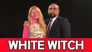 The WHITE WITCH of Los Angeles: Trump-Binding Spells & Hatred of Men (Full Show)