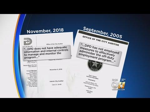 New Audit Criticizes DPD Program Regulating Off-Duty Jobs