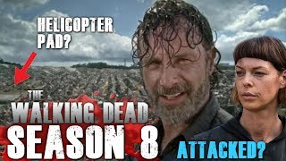 The Walking Dead Season 8 Episode 6 - Will Rick get Attacked?