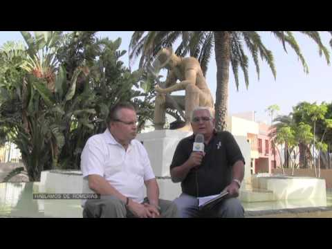 Hablamos de romerias Gran Canaria television  y teldeenfiestas