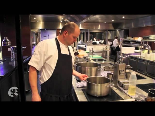 Boode in Bathmen - Chefkok Rob Timmer - Mossellen