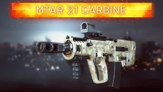 ► Mtar 21 Weapon Review! | Battlefield 4