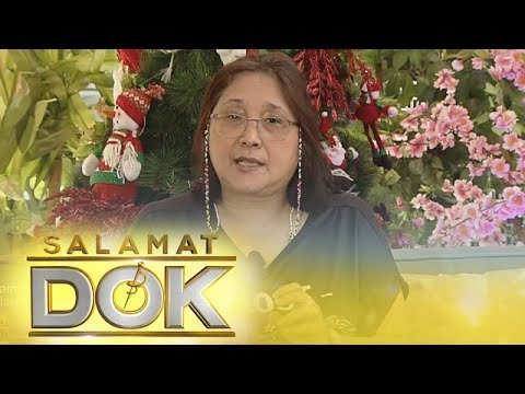Salamat Dok: Dr. Maricar Limpin answers questions about air ...