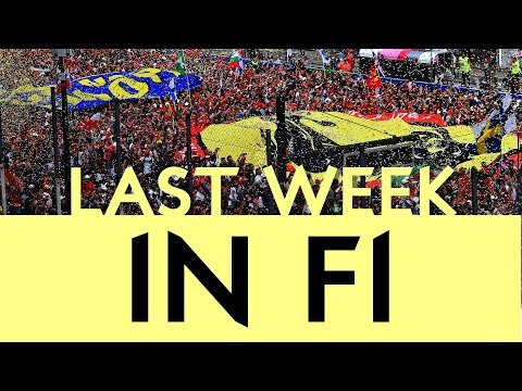 Last Week in F1 - Ferrari's terrible weekend
