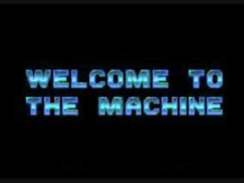 ecco the dolphin welcome to the machine