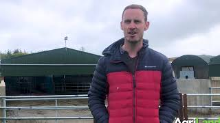 AgriLand speak to TJ Ryan about his new milking parlour