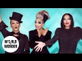 FASHION PHOTO RUVIEW: Season 9 RuPaul's Drag Race Promo Looks with Raja & Raven & BIANCA DEL RIO!