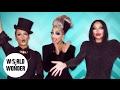 FASHION PHOTO RUVIEW: Season 9 RuPaul's Drag Race Promo Looks with Raja & Raven & BIANCA DEL RIO!