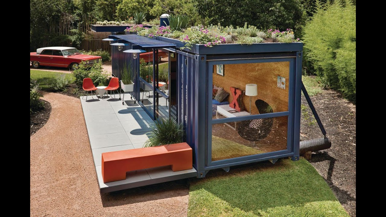 build a home out of shipping container - cost to build a container