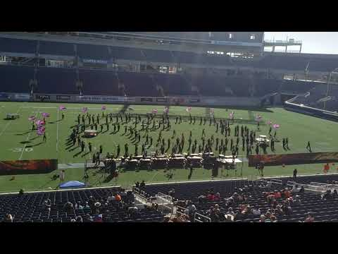 Oviedo High School - Bands of America Orlando
